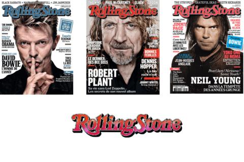 Projet Rolling Stone